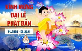Bộ Nội Vụ và Ban Tôn Giáo Chính Phủ: Thư Chúc Mừng lễ Phật Đản PL.2565-DL.2021
