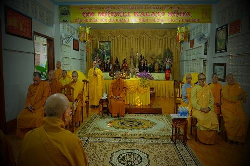 Quan Âm Tu Viện: Lễ Tổng Kết Hoạt Động Phật Sự Năm 2019 và Thông Qua Chương Trình Phật Sự Năm 2020 (Tất Niên)