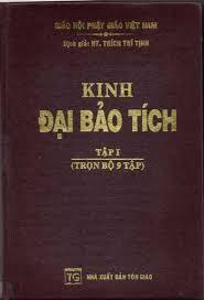 Kinh Đại Bảo Tích
